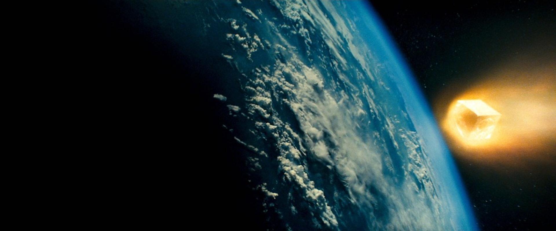 當年首集《變形金剛》曾指出Allspark落入地球。(劇照)