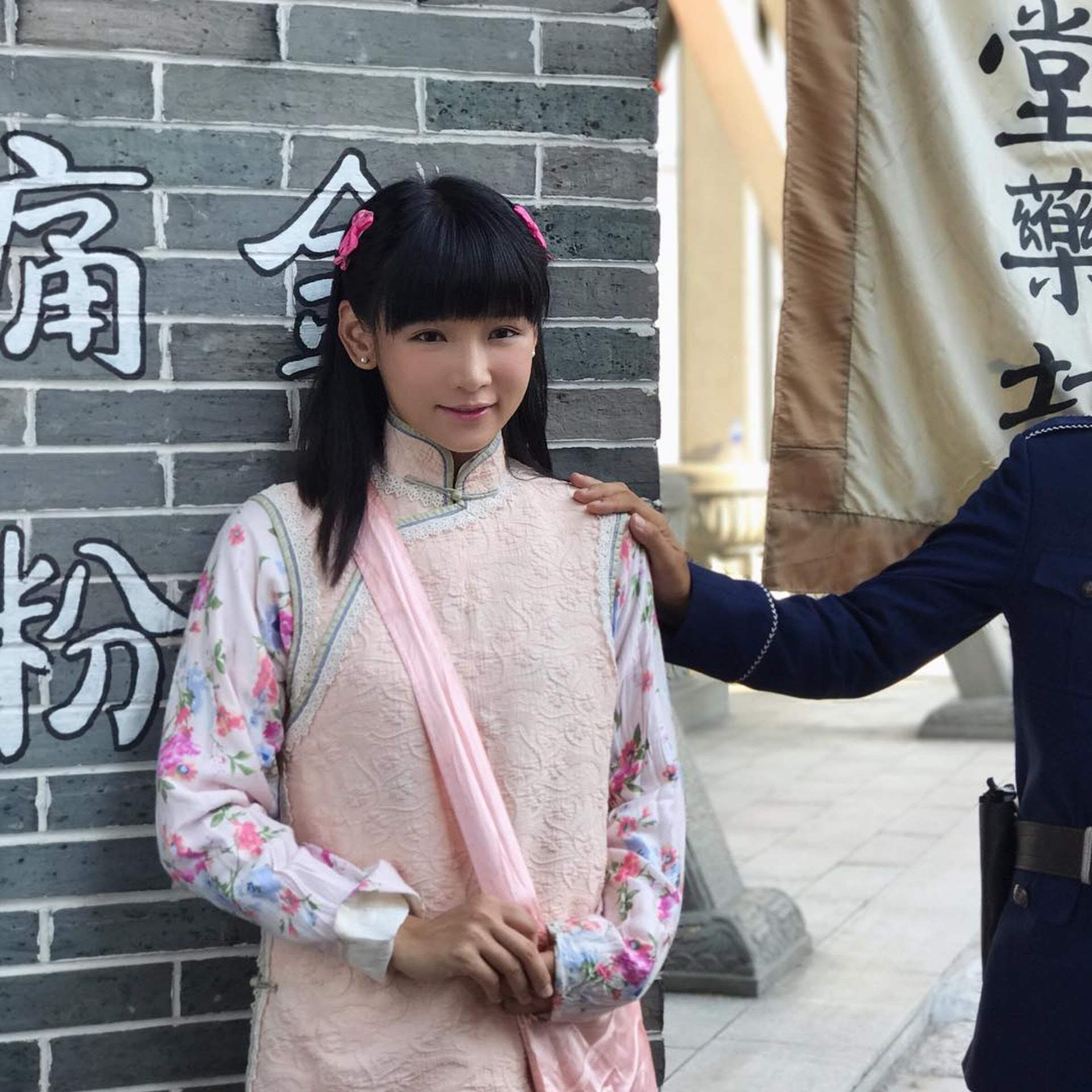 簡淑兒飾演嘅「裘娸娸」真係好可愛,可惜戲份唔多出場又少。(IG圖片)