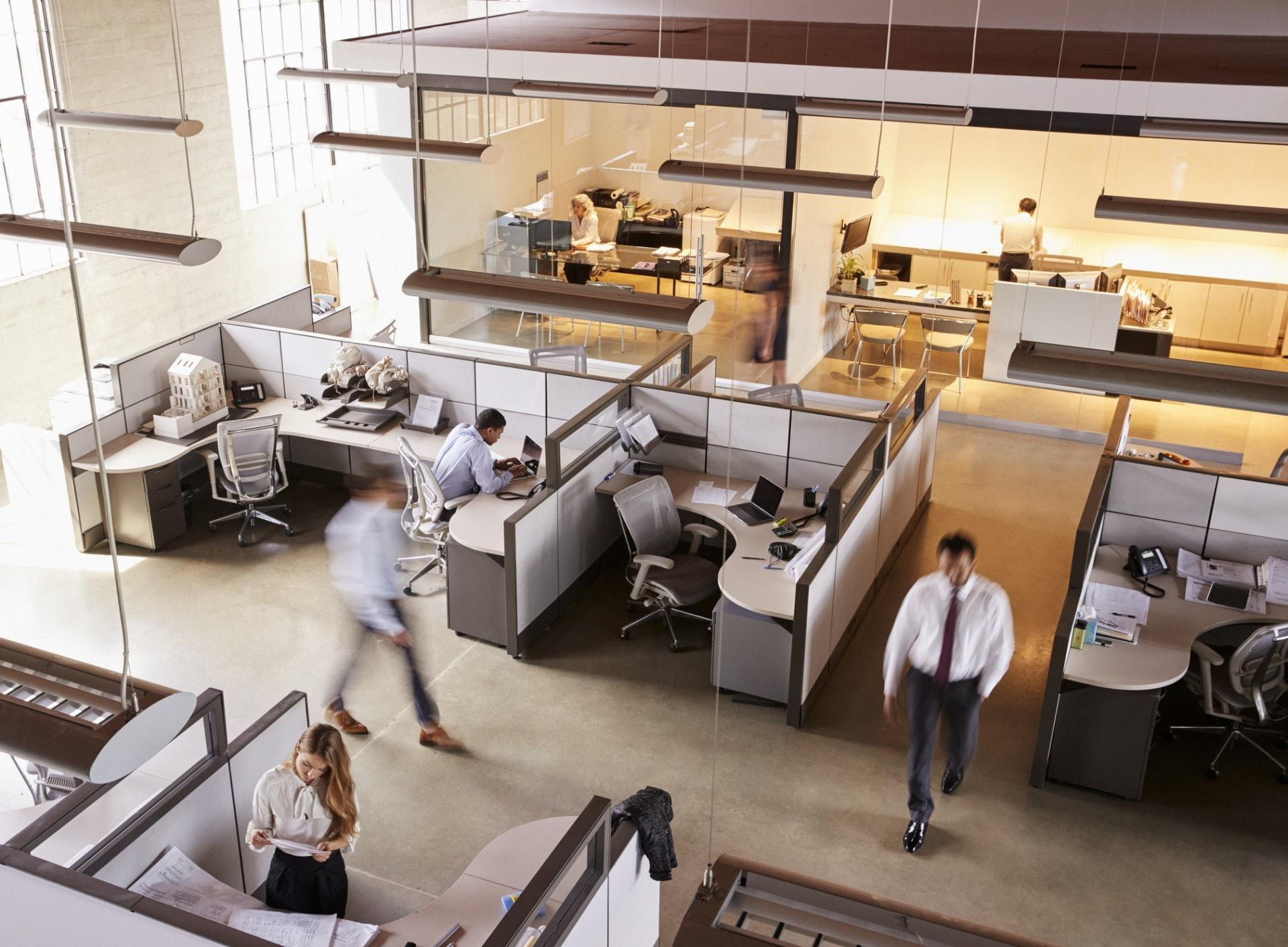 如何在辦公室裡待人接物?