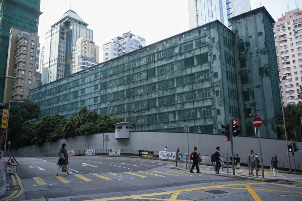 西區警察宿舍丟空13年申重建改劃獲城規會通過|香港01|18區新聞