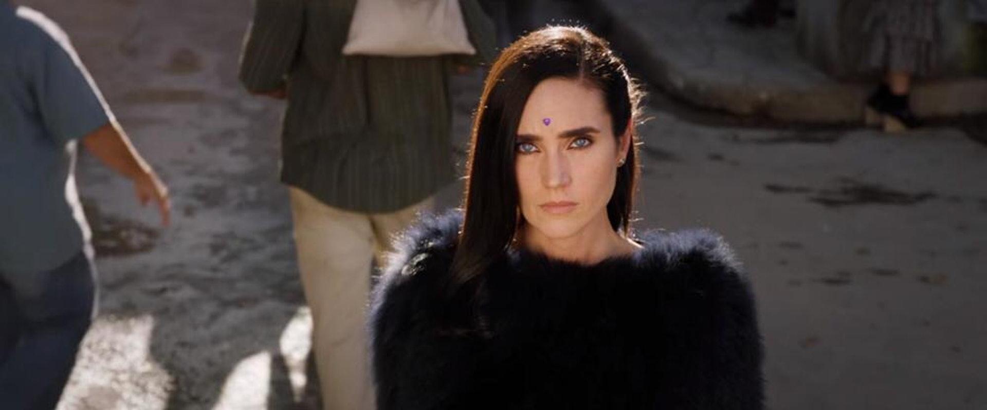 Jennifer Lynn Connelly喺《銃夢:戰鬥天使》飾演Chiren。(劇照)