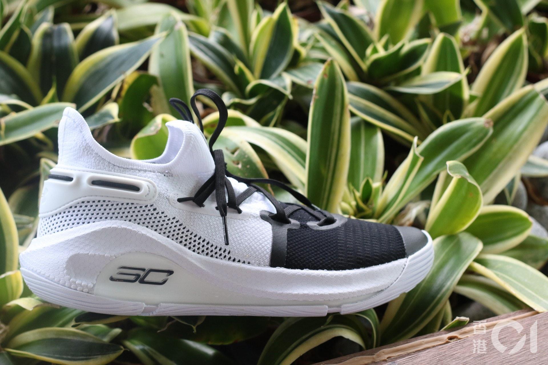 hot sale online e7b7e 0bd62 籃鞋癡】回應用家呼喚Curry 6 HOVR緩震保護|香港01|Jumper