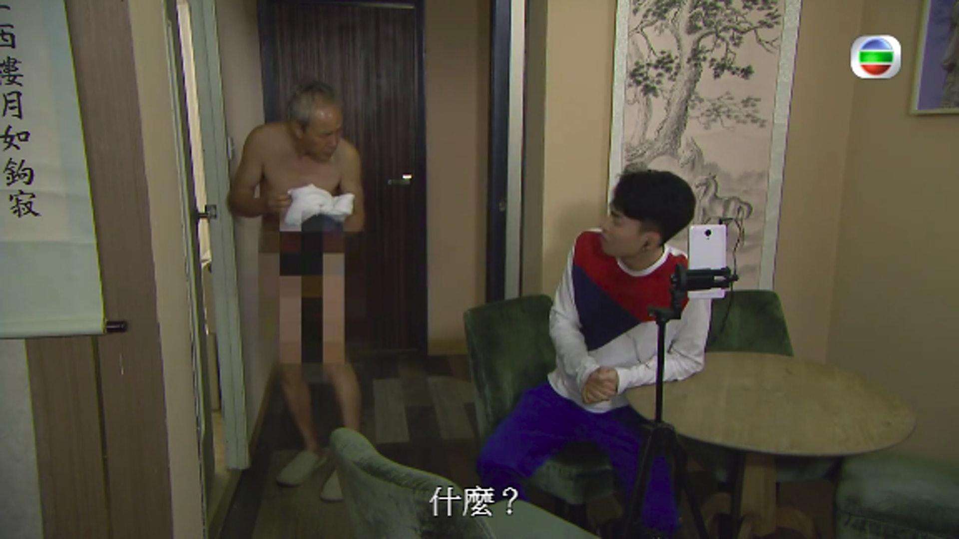 陳榮峻為安仔獻出好多第一次,連佢自己都話希望對手係靚女。