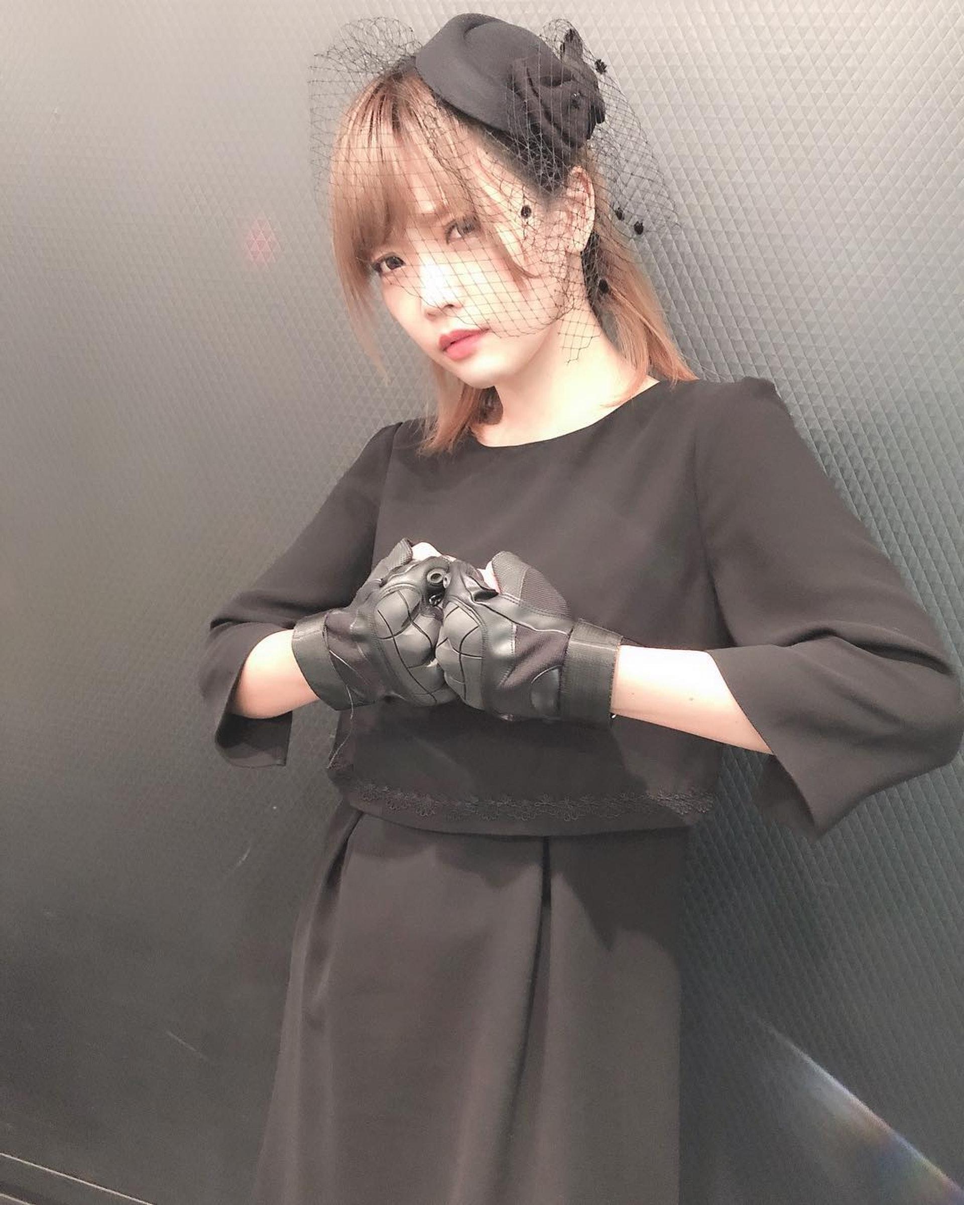 (藤田惠名IG)