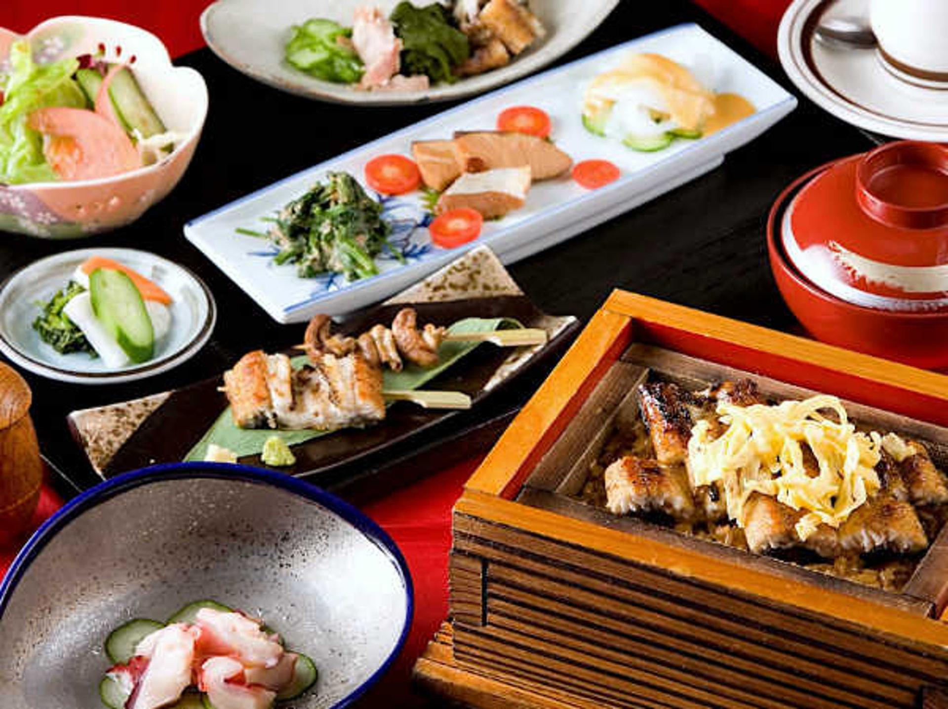 鰻魚飯(柳川屋鰻魚飯官網)