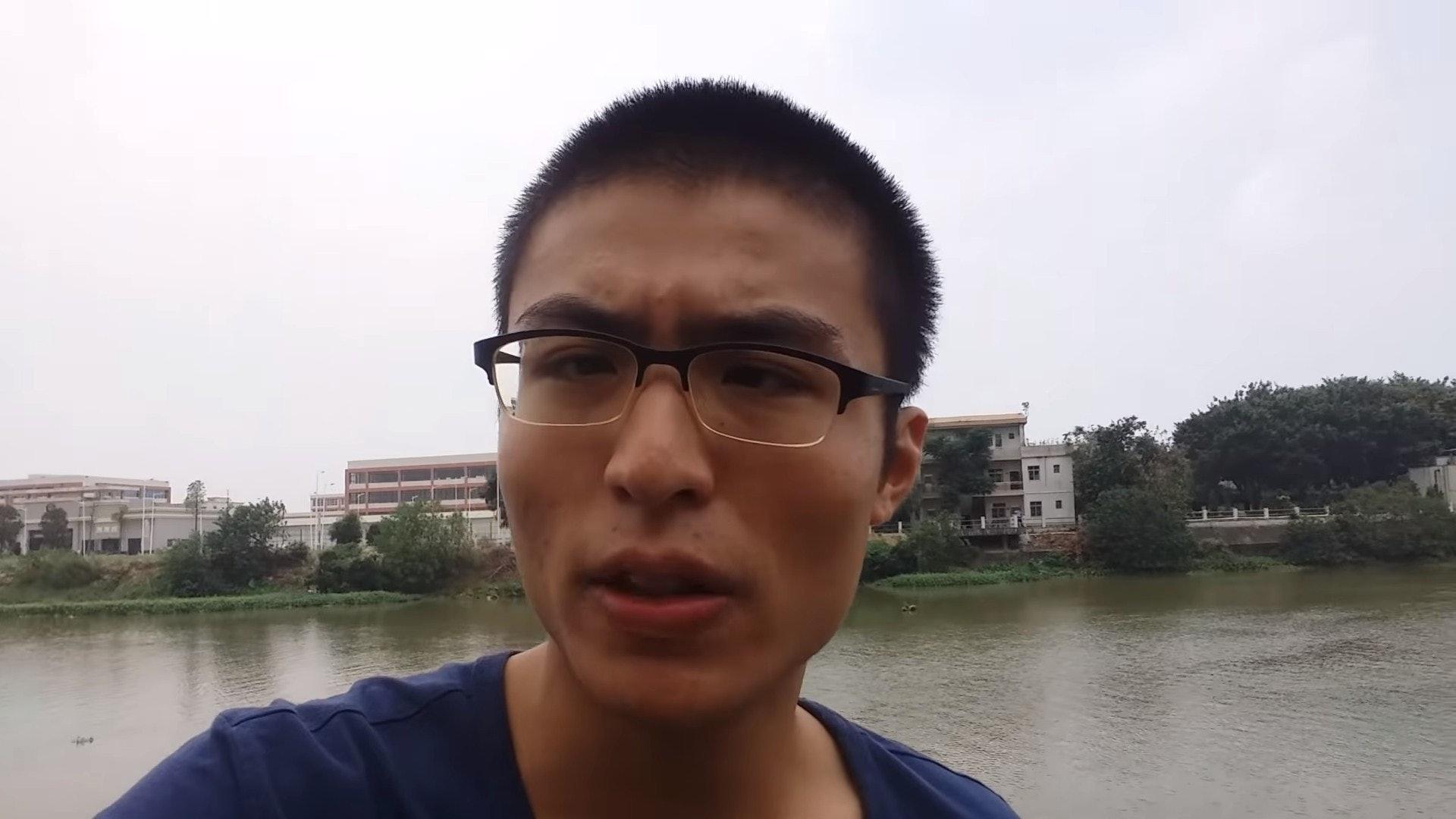 2018年9月27日,劉馬車上載短片指自己出獄片,與判決書所指的刑滿日相同。(YouTube)