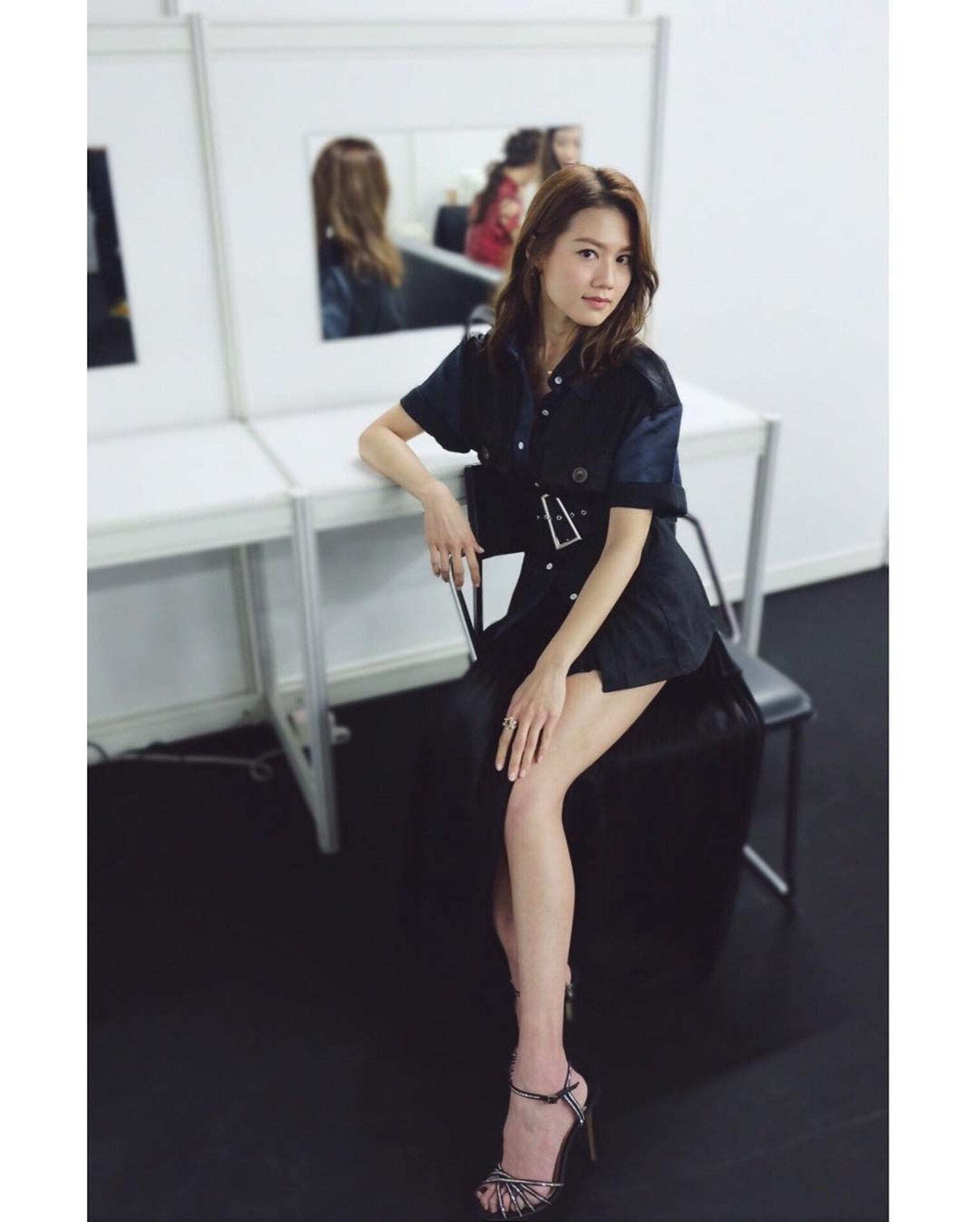 現在娜姐已經成為香港電影的常規女主角,絕對是靠自己創出一片天。(IG圖片)
