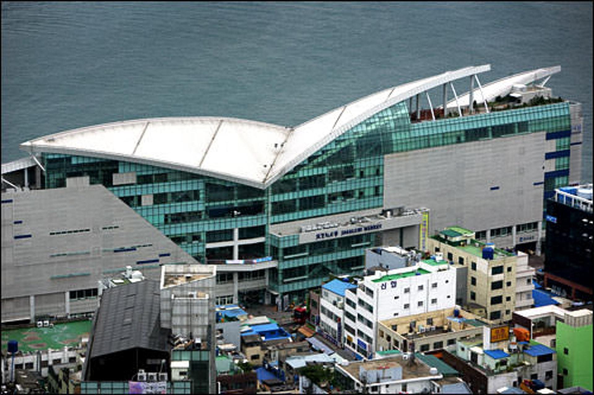札嘎其市場——釜山具有代表性的水產市場!共享大海的美味(韓巢)