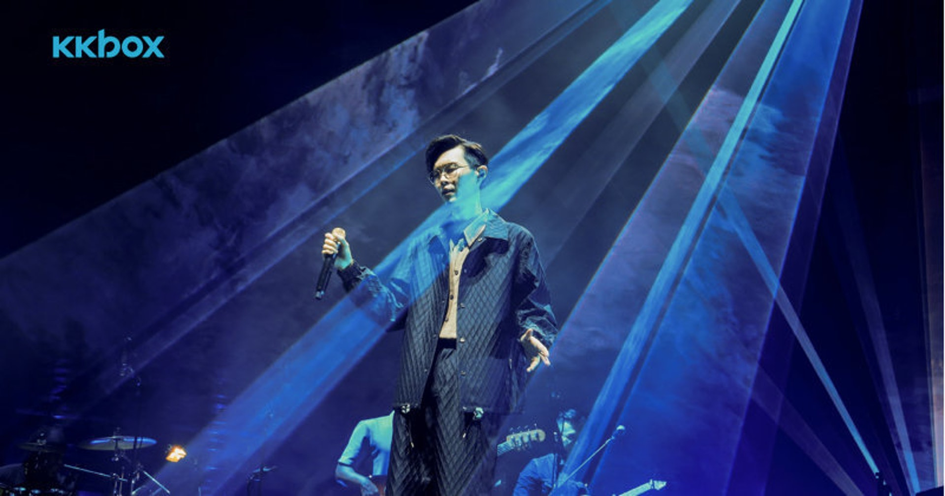 方大同近年減產,鮮少曝光。暌違五年的「TIO靈心之子巡迴演唱會」紅館香港站是他久經沉澱之作(KKBOX提供)
