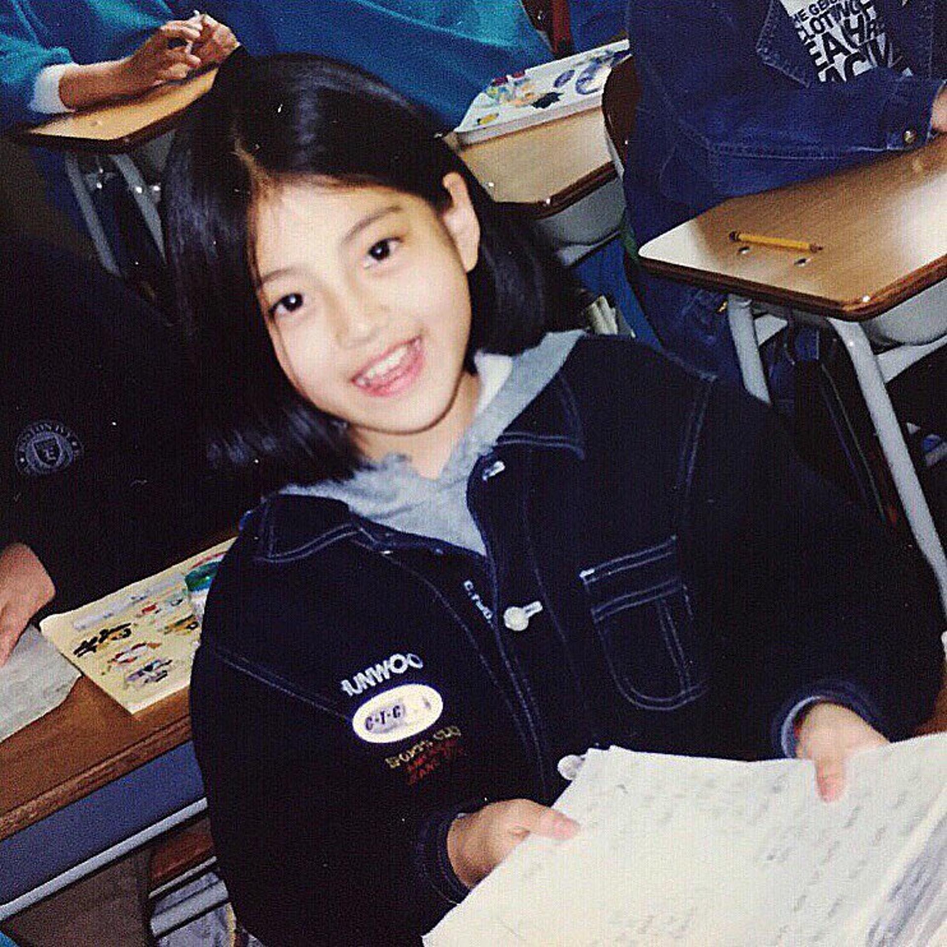 DJ SODA小學時期已經是美女一名。(DJ SODA IG)