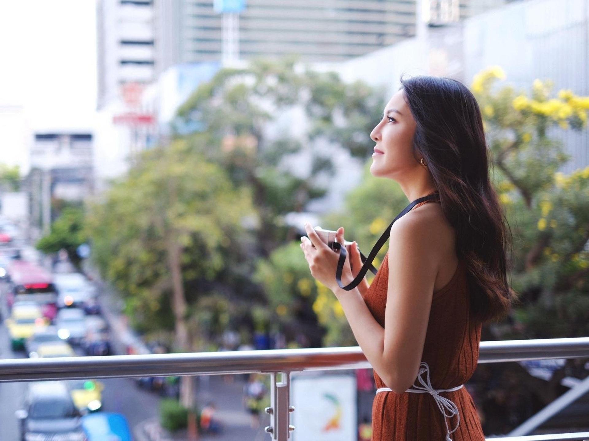 今次泰國象島篇,大多是在城市中拍攝。(受訪者提供)