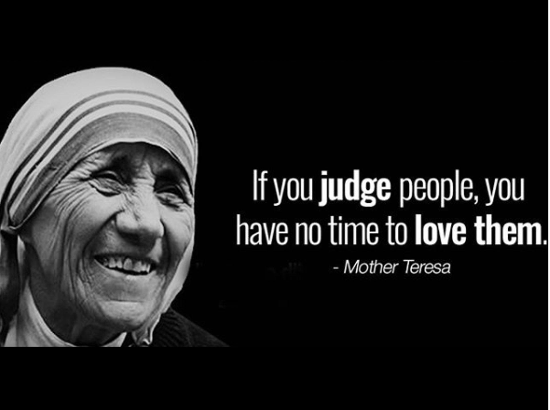 蕭亞軒在IG上貼了Teresa修女的名言。(instagram@ELVAHSIAO圖片)