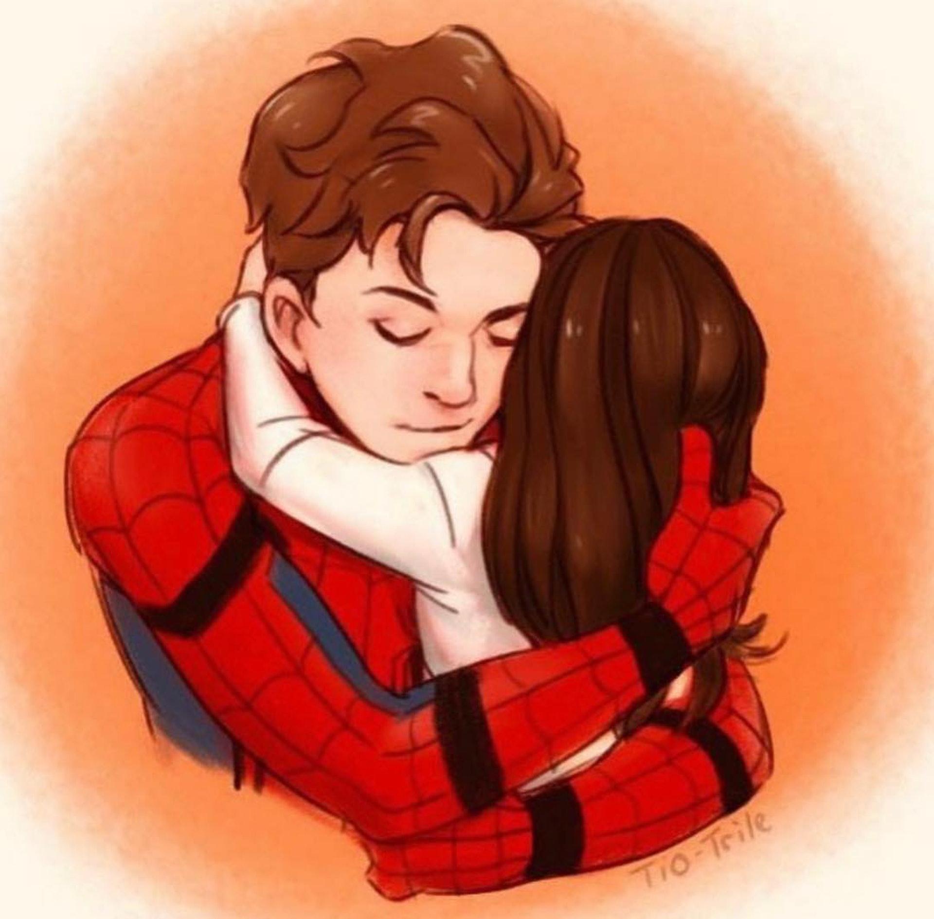 有粉絲已經將「蜘蛛俠」和「Morgan Stark」畫在一起。(rachael.rabez IG 相片)