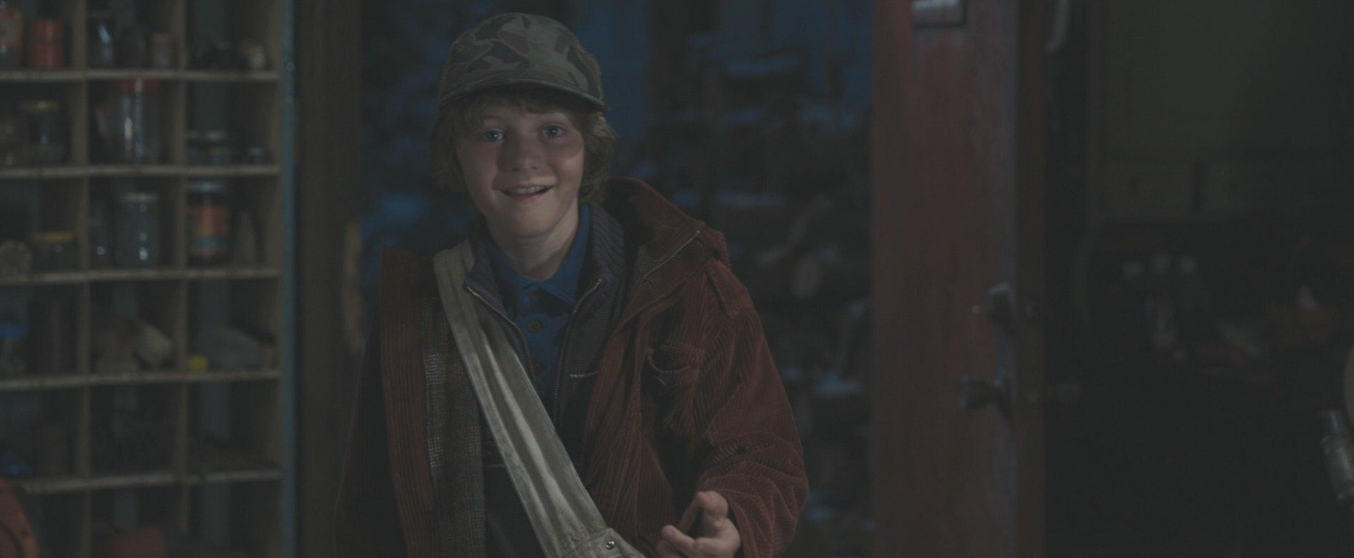 有指,Ty Simpkins未來有可能成為Iron Lad。(《鐵甲奇俠3》劇照)