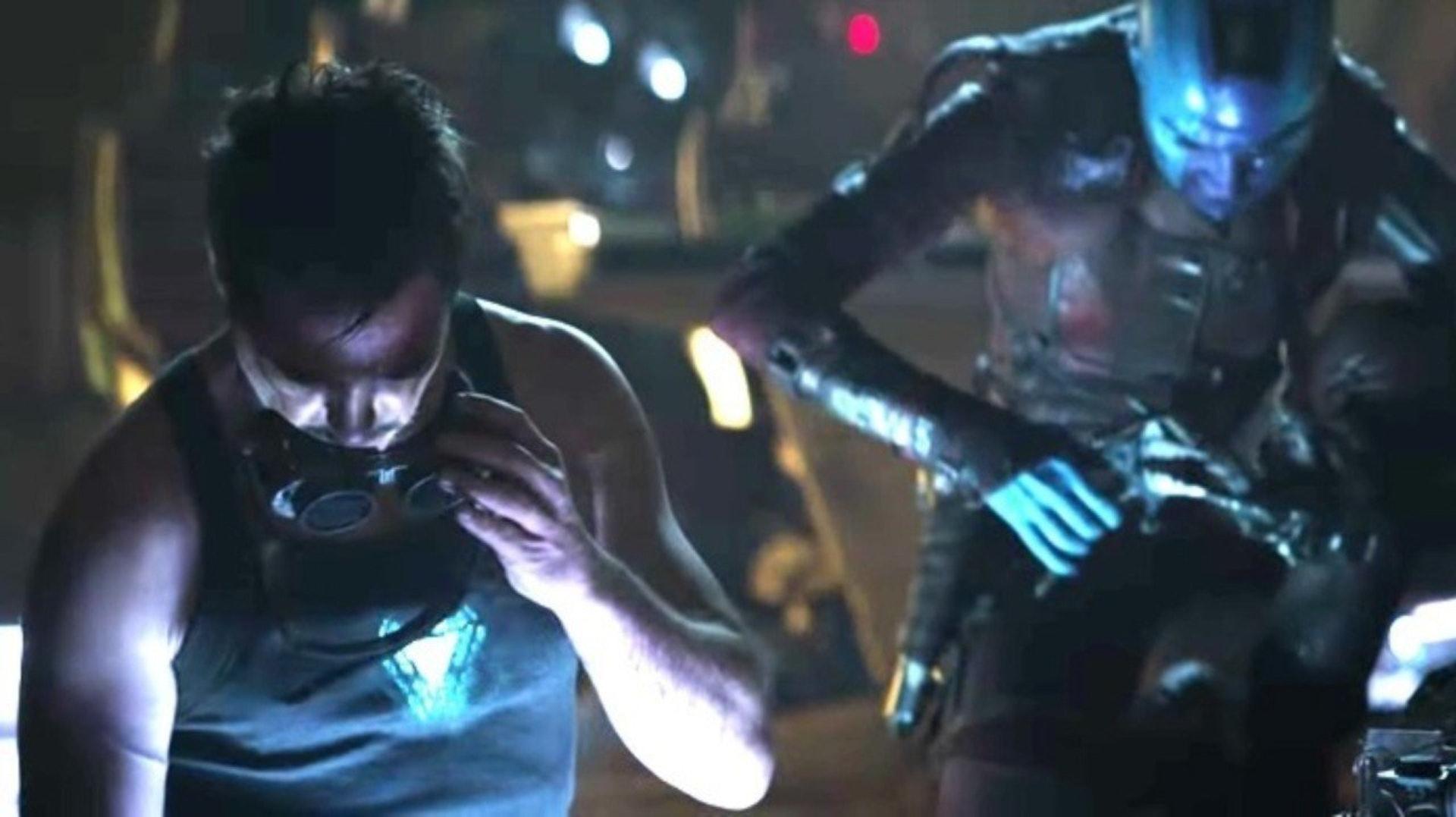 有外國影迷認為Tony的第4個孩子,就是「Nebula」。(IG相片)