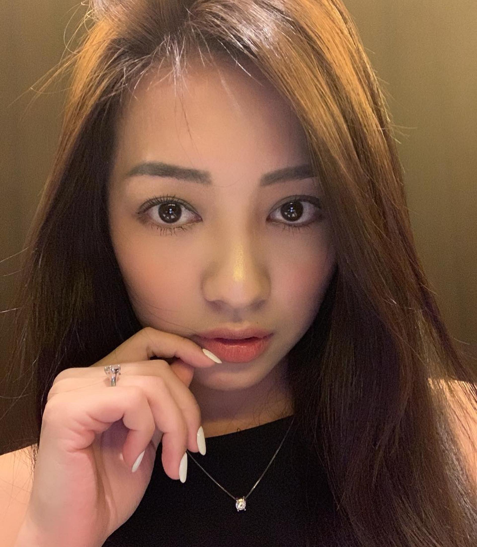 台灣美女Sabrina吳怡德(Instagram@sabrina810914)