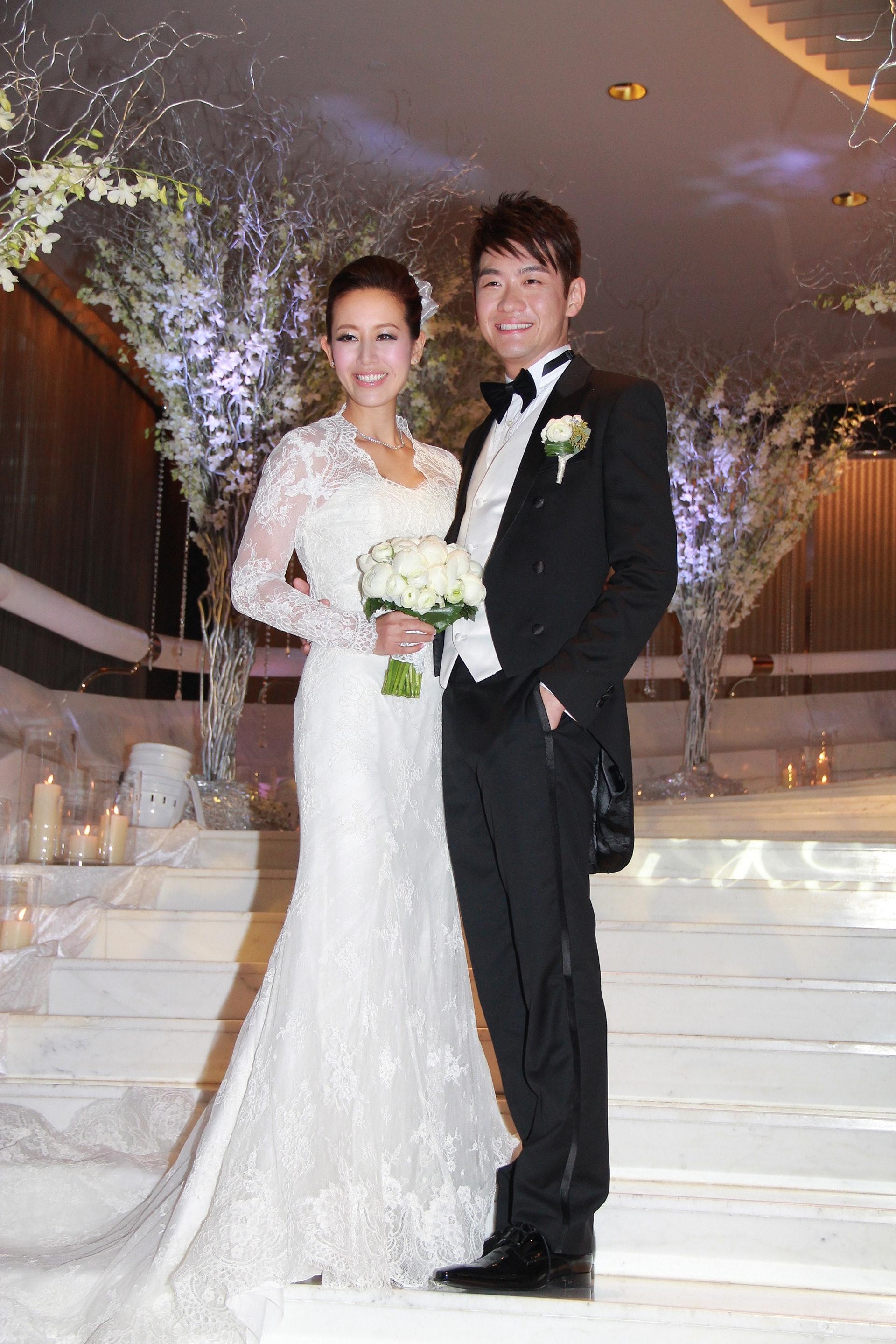 可惜兩人結婚只維持半年。(VCG)