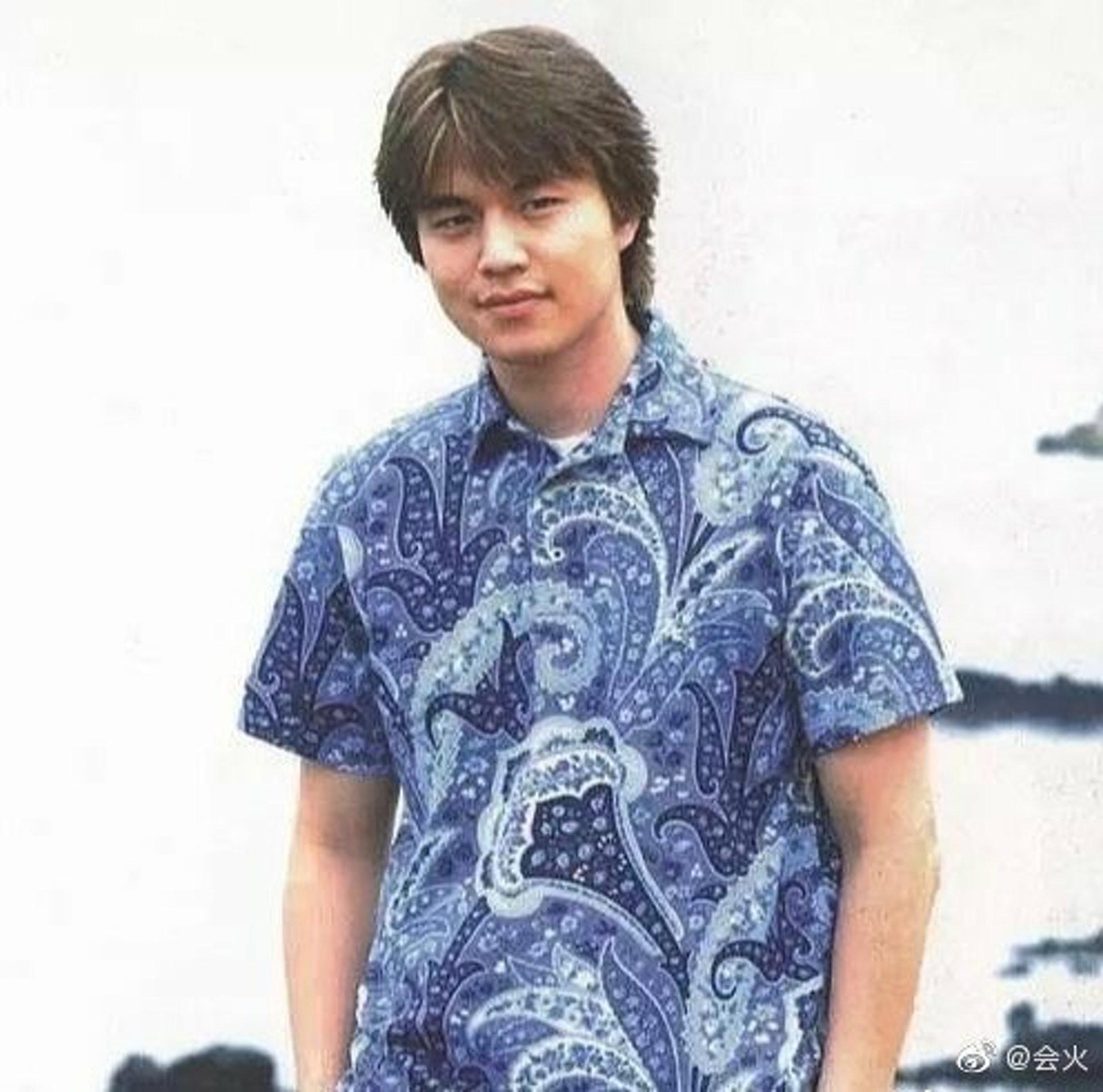 18歲的李棟旭(擷自微博)