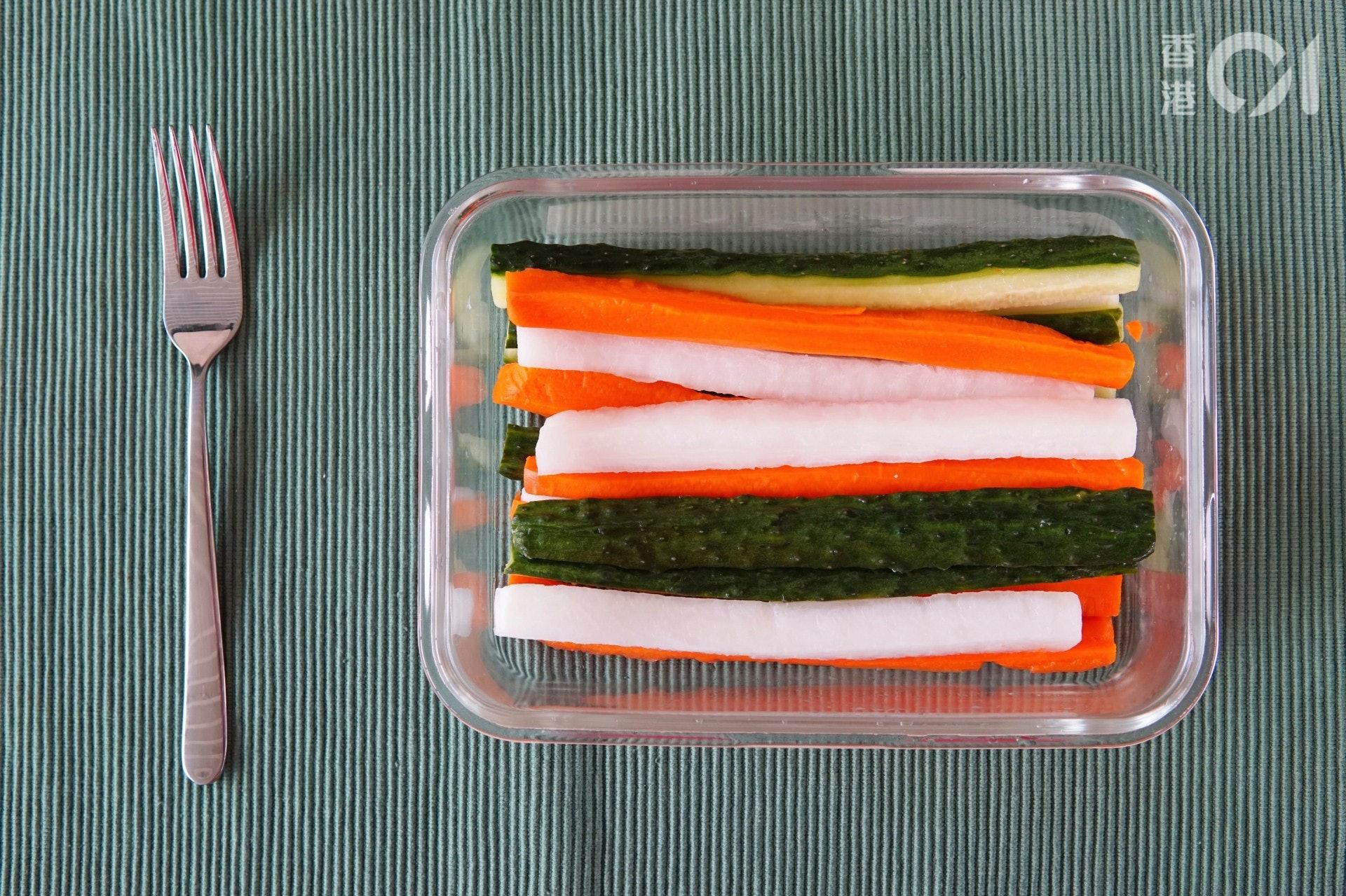 Lillian解釋,醋醃蔬菜的減肥功效不如想像中那麼神奇,更有機會反彈。