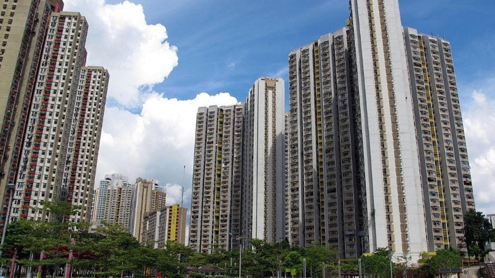 多個公私營屋邨售價均創下新高。(資料圖片)