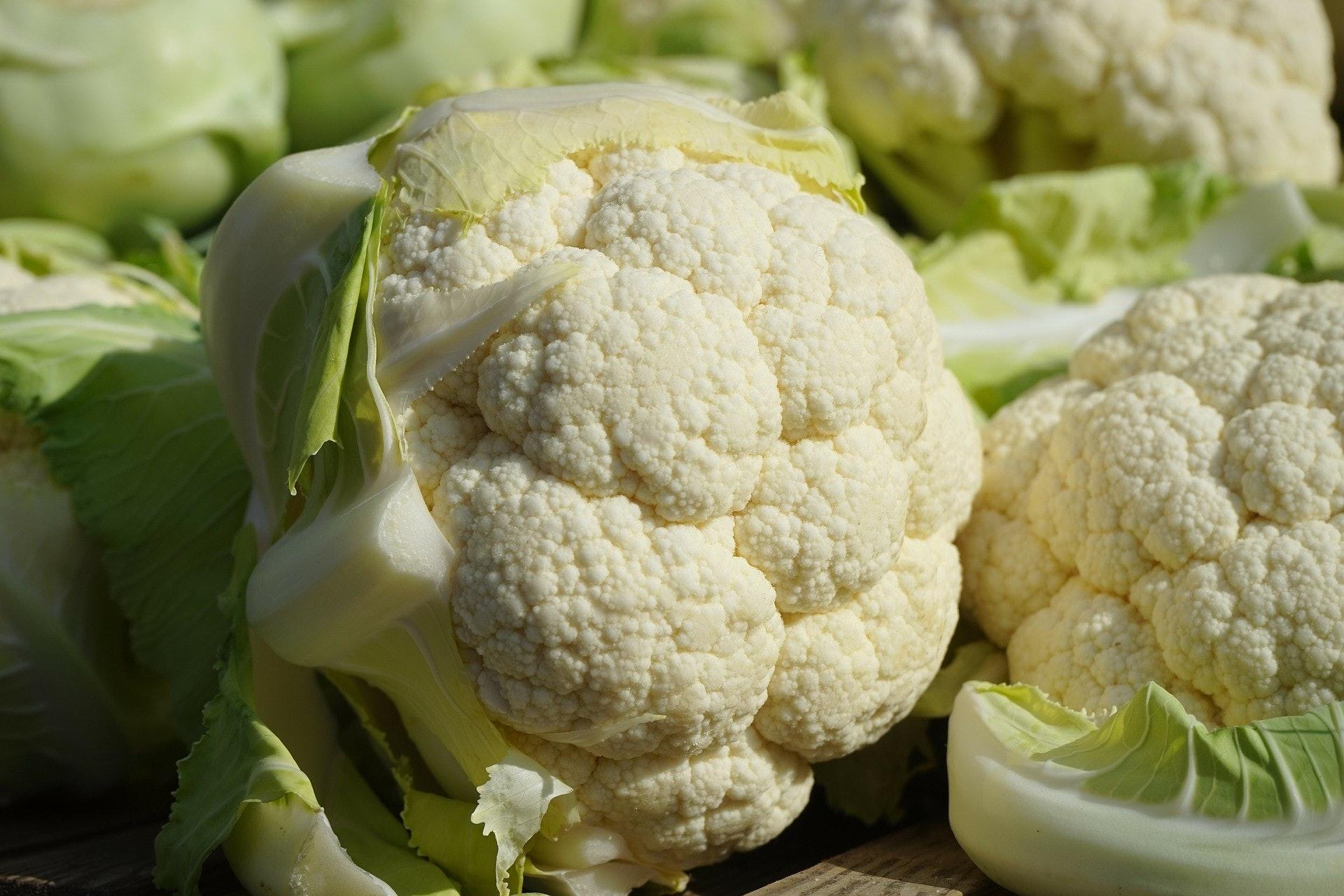 7.椰菜花|椰菜花是一種對腎臟有益的十字花科超級食物,蘊含豐富維他命C、膳食葉酸與纖維,另外亦有一些對肝臟極重要的化合物,能中和有害物質。(Pixabay)