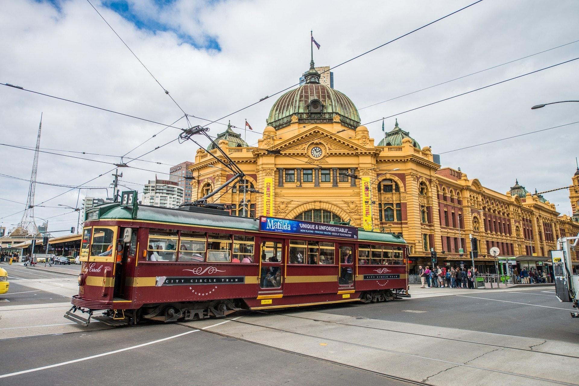 澳洲墨爾本是不少港人的理想移民城市之一。(VCG)