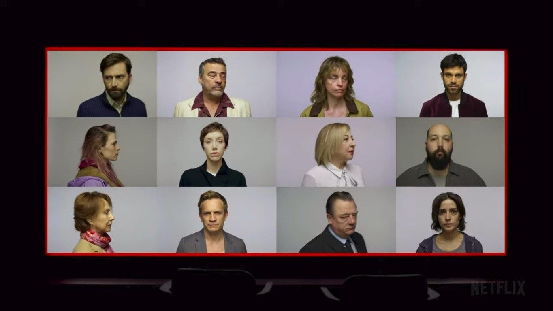 英德法西共同合作的犯罪詩選劇-《刑案偵訊室》是你期待已久的 NETFLIX 節目!