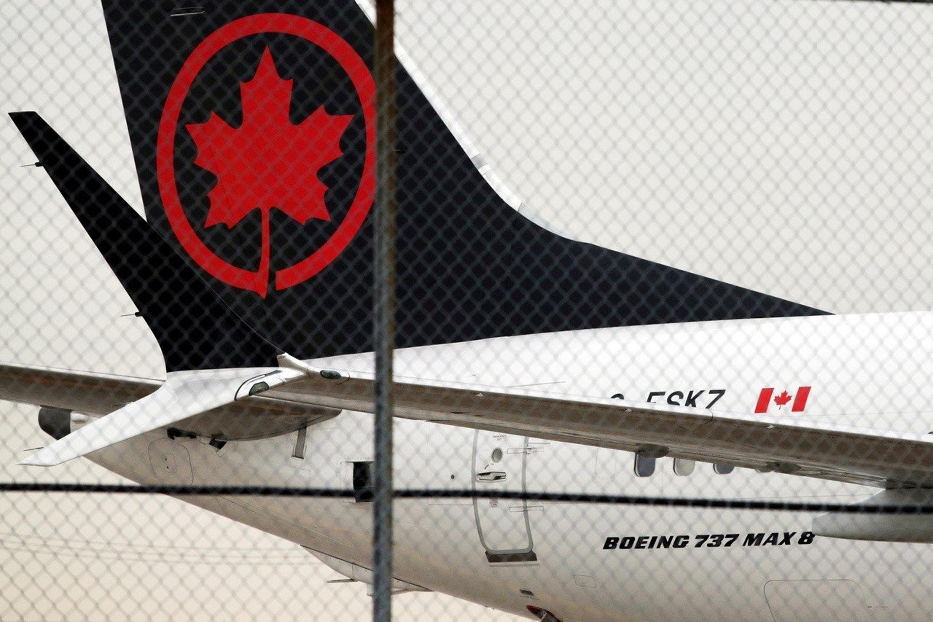 一名乘客日前乘搭加拿大航空自魁北克飛往多倫多的班機,竟被獨留飛機上。(路透社)
