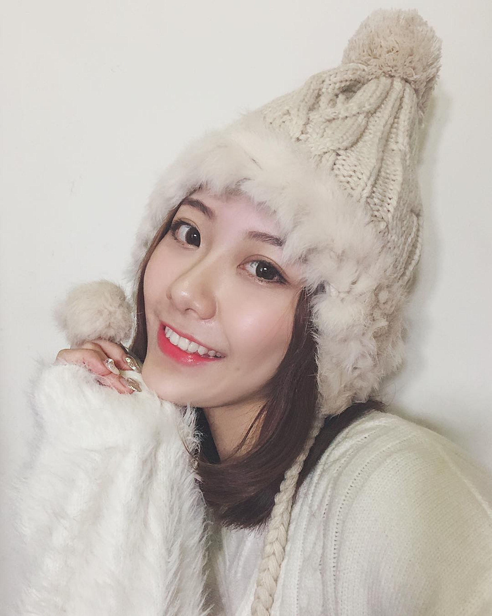外表清純。(Instagram@chiyiubb)