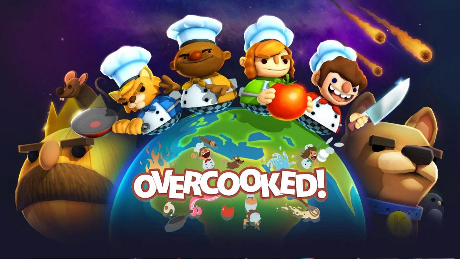 初代《OVERCOOKED!》免費登陸EPIC Games平台。
