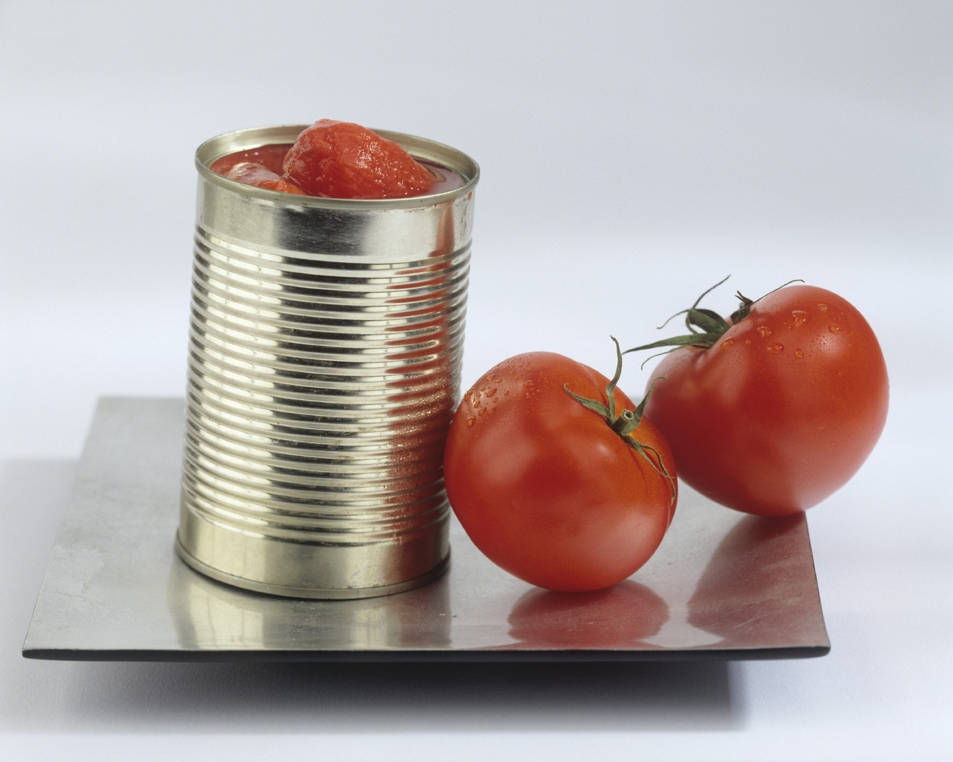 由於茄紅素會在烹煮的過程中流失,反而經過加工會提高茄紅素。所以如要吸入茄紅素,可能選擇加工食品較佳。(VCG)