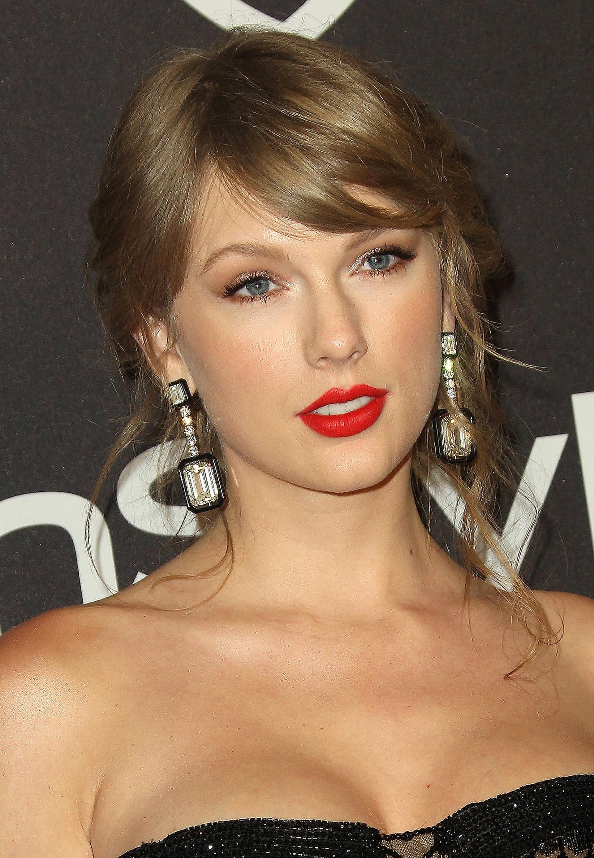 幸福肥Taylor Swift更突顯曲線美。(Getty Images)