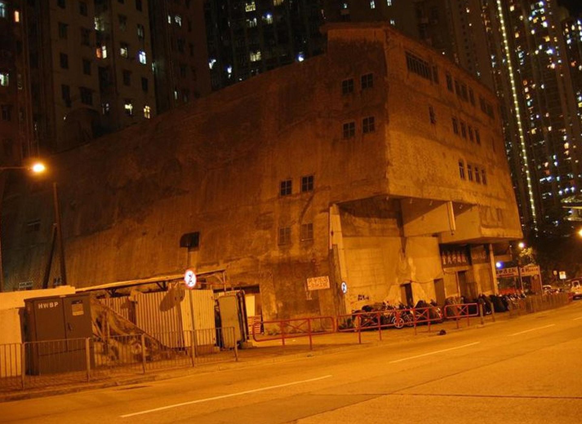【十二傳說以外#1】金茂坪戲院被指為拆不得的戲院。(網上照片)