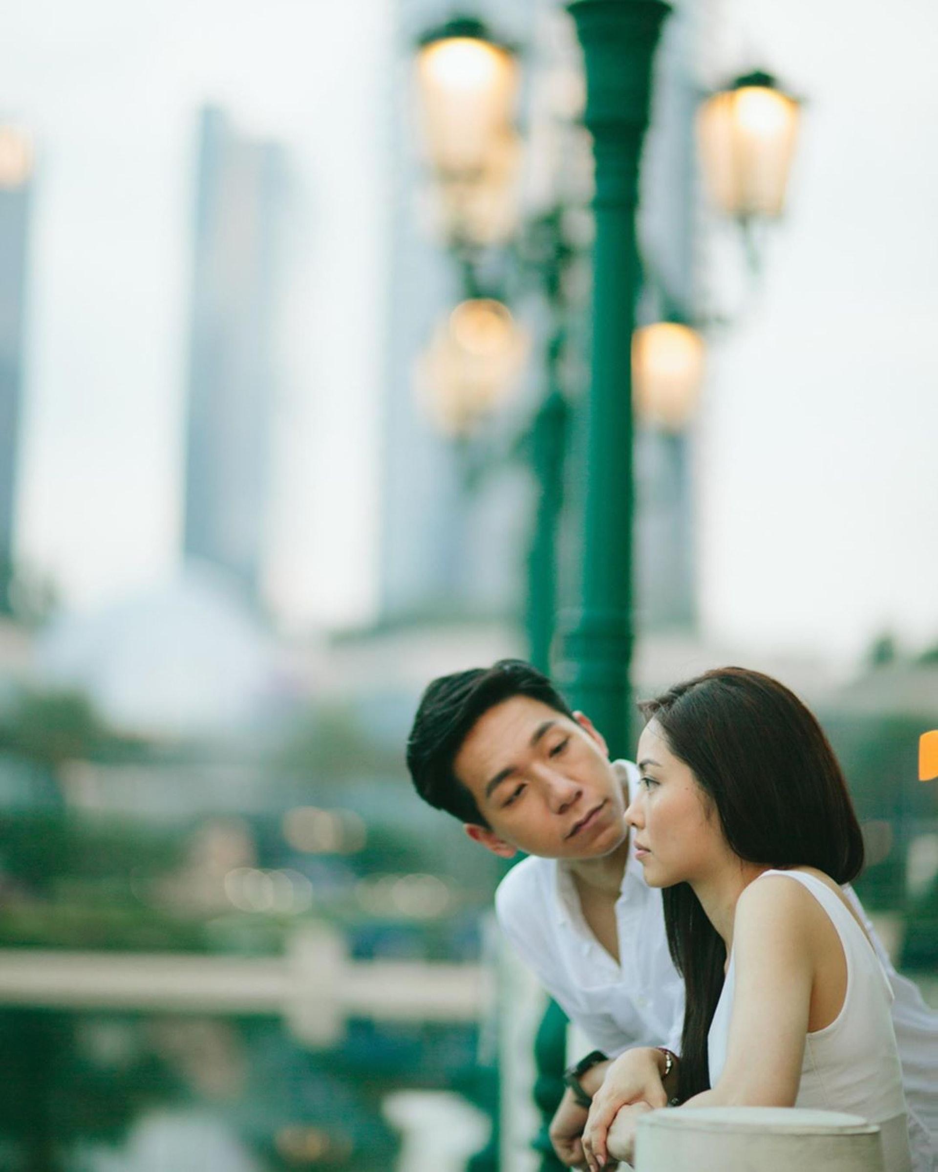 柳俊江和太太曾非常恩愛。(Florence IG圖片)