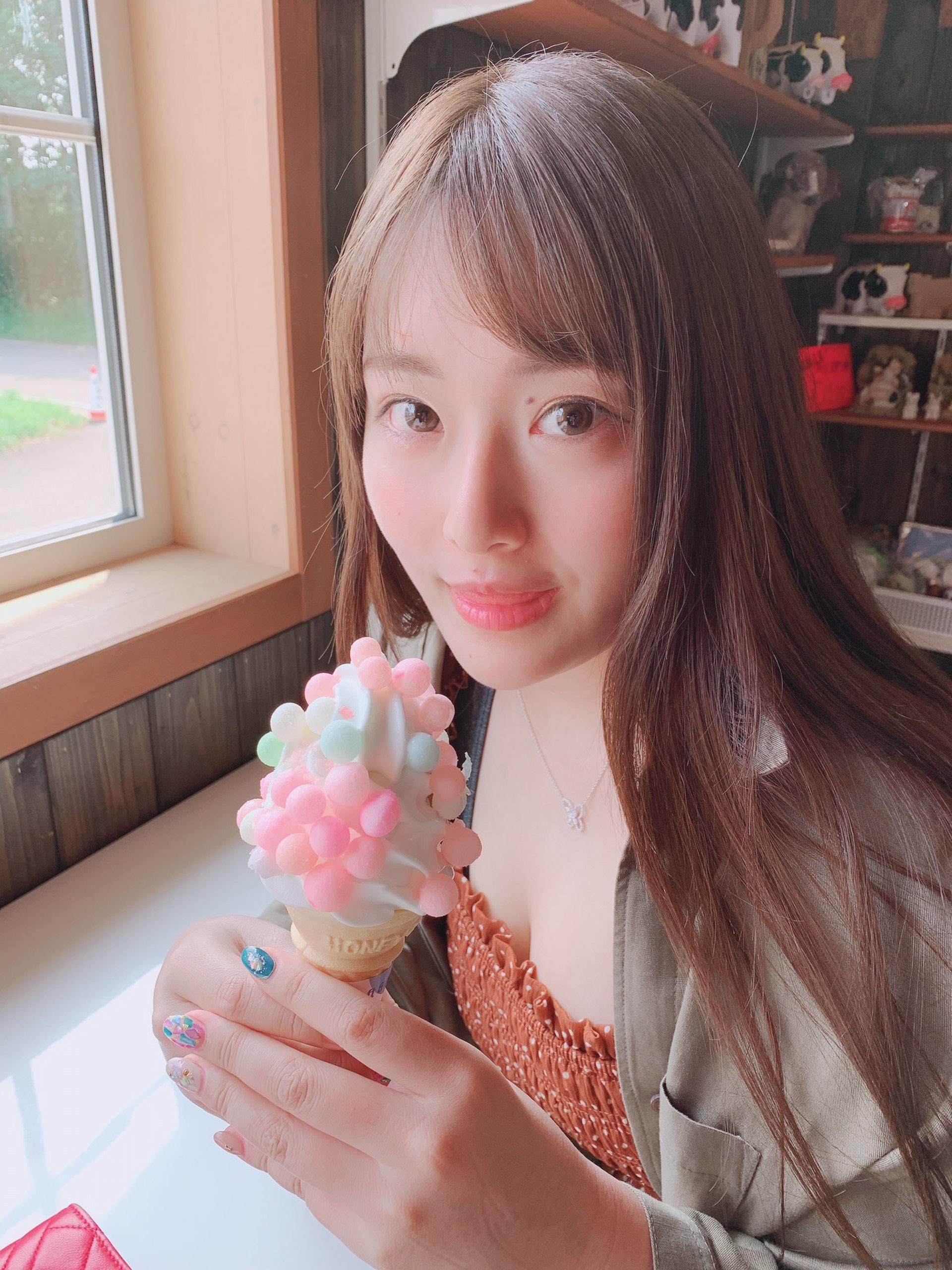 (秋山夏帆Twitter:@akiyama_kaho)