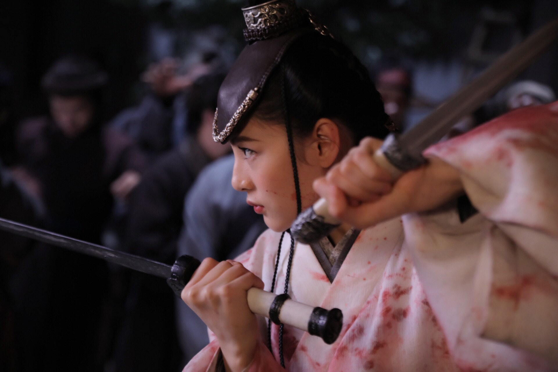 《劍王朝》精彩劇照