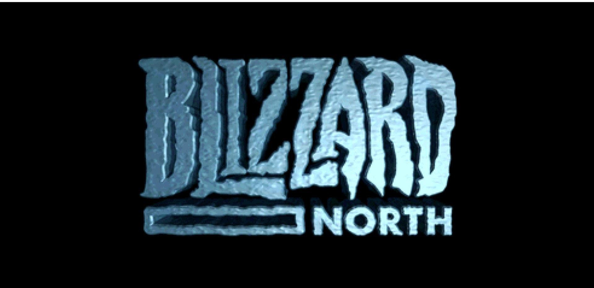 不知道多少年沒見過Blizzard North的Logo了(開發暗黑破壞神的工作室,在遊戲推出前被Blizzard收購,已在2005年解散),懷念呀...