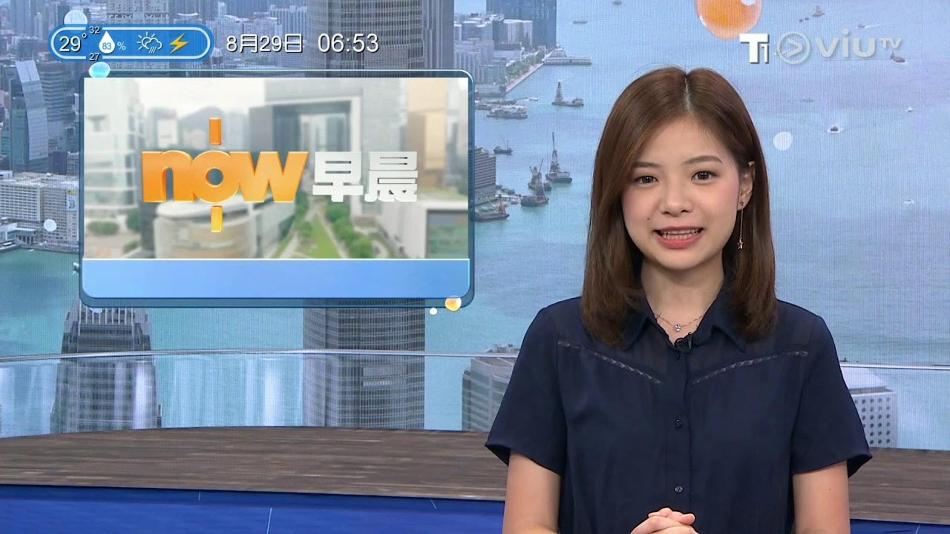胡瀞詩現為now新聞台主播。