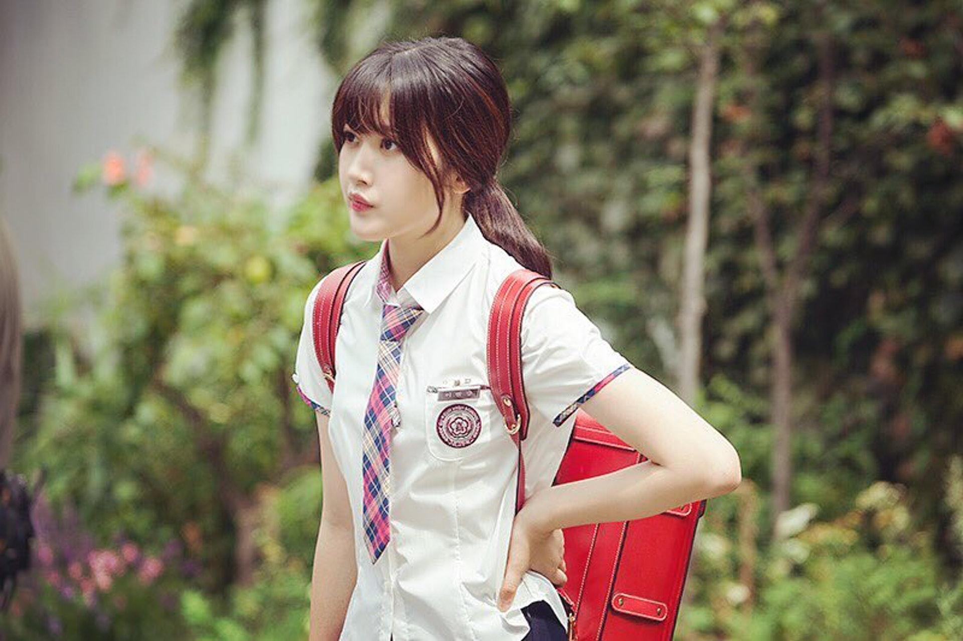文佳煐是備受關注的新生代女演員之一。(IG/@m_kayoung)
