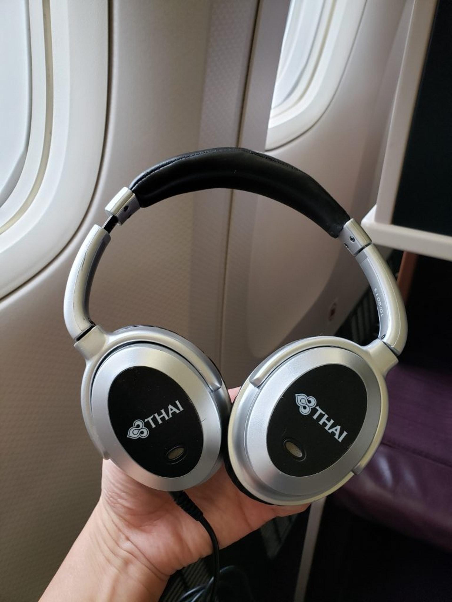 耳機,蠻普通的(TripPlus授權使用)