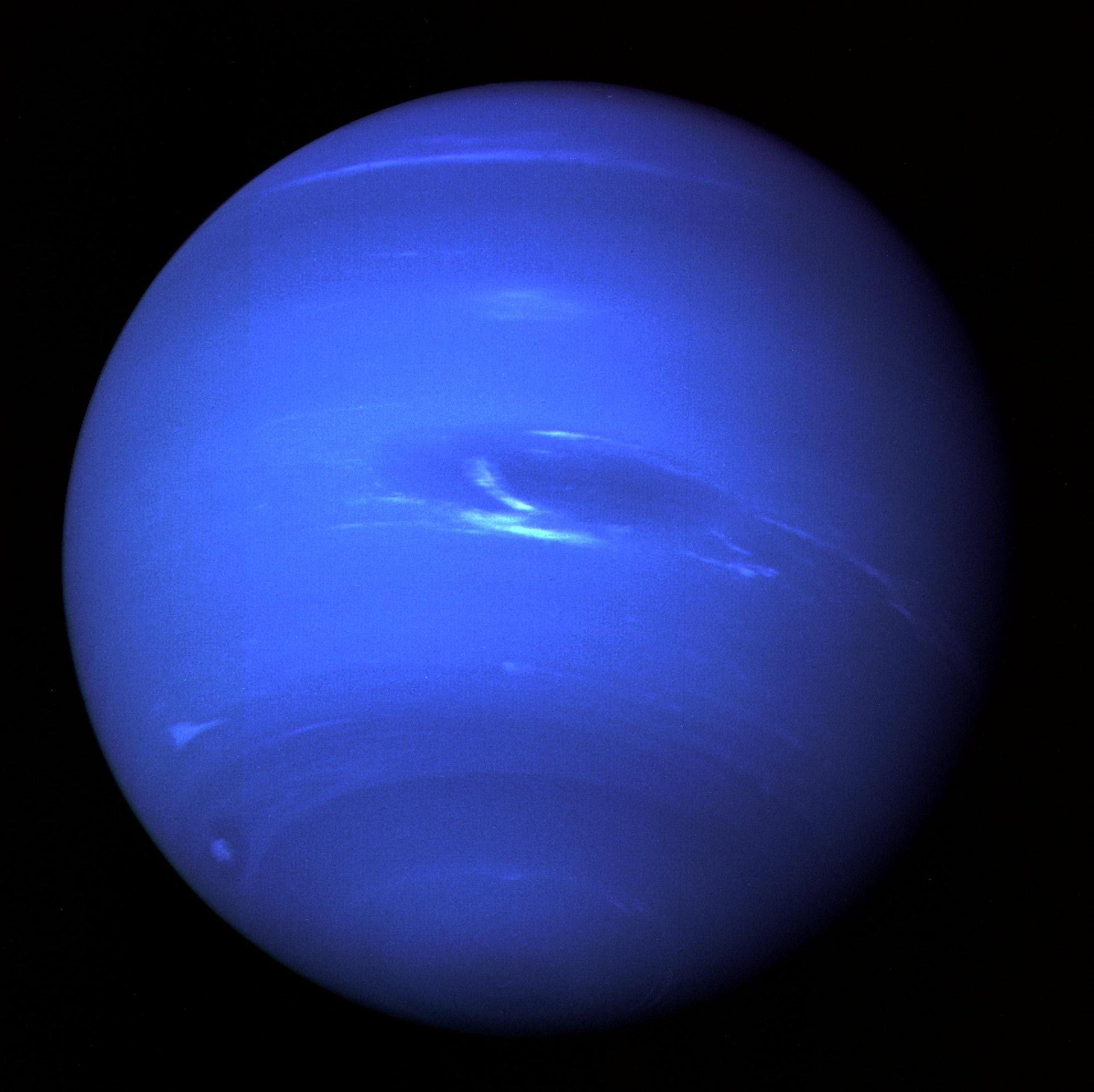 海王星存在外星生物?  UFO探討