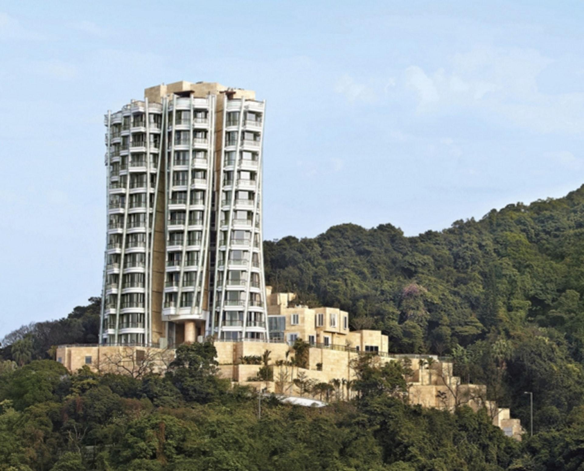 賈慶林外孫女李紫丹以3.87億元購入東半山超級豪宅傲璇,一次過支付,未有按揭。(太古地產圖片)