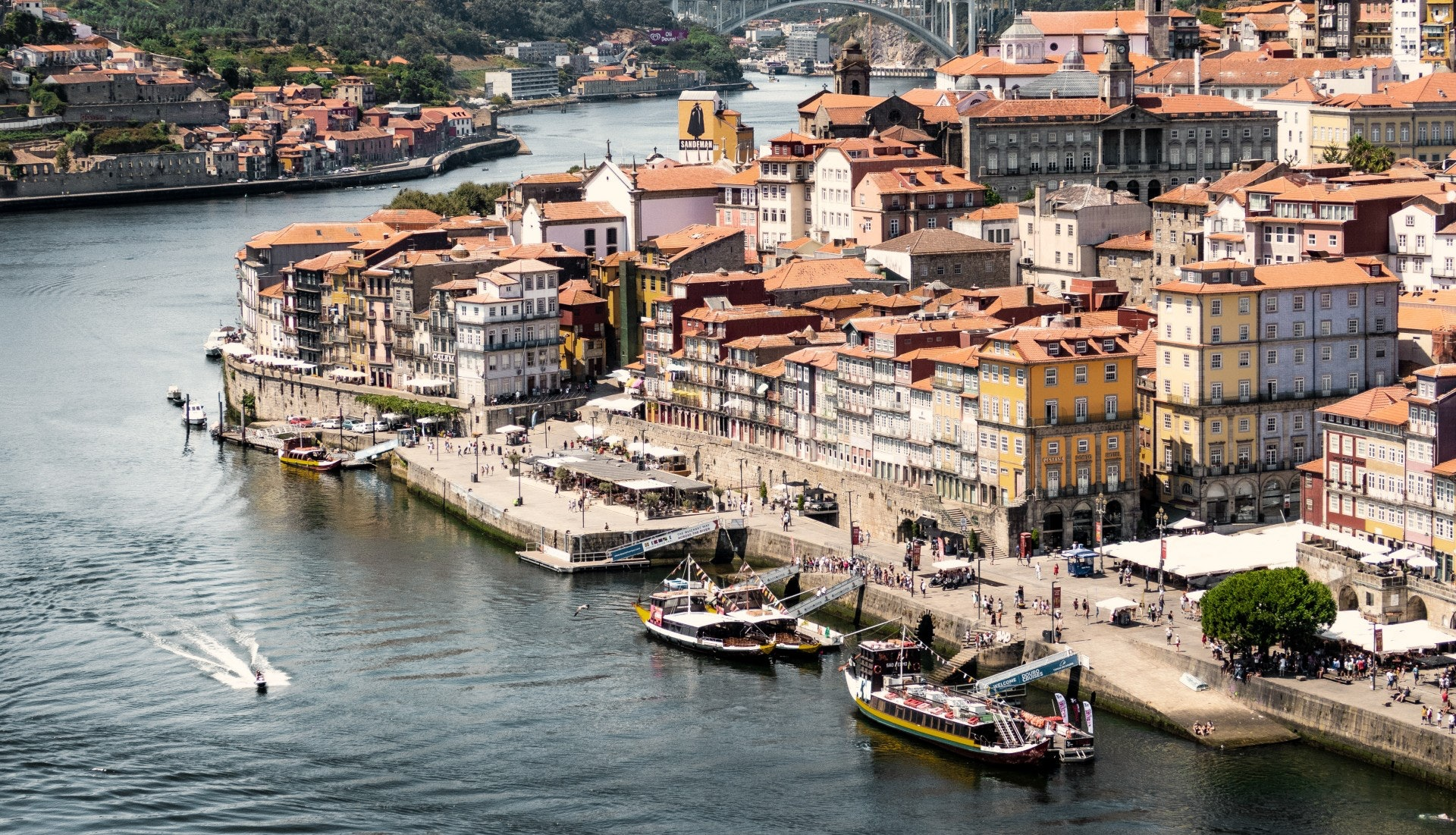 葡萄牙第二大城市波爾圖(Porto)(Svetlana Gumerova/Unsplash)