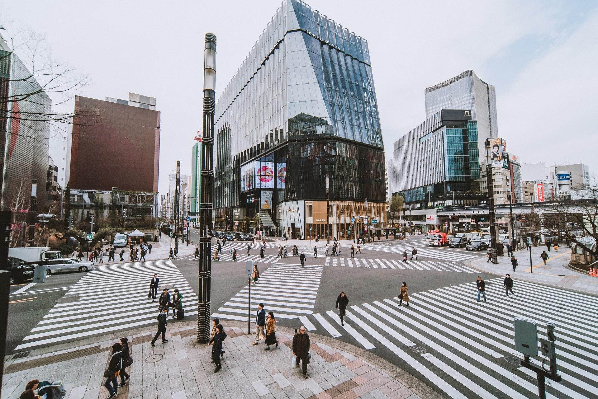日本街上的垃圾桶並不多。(視覺中國)