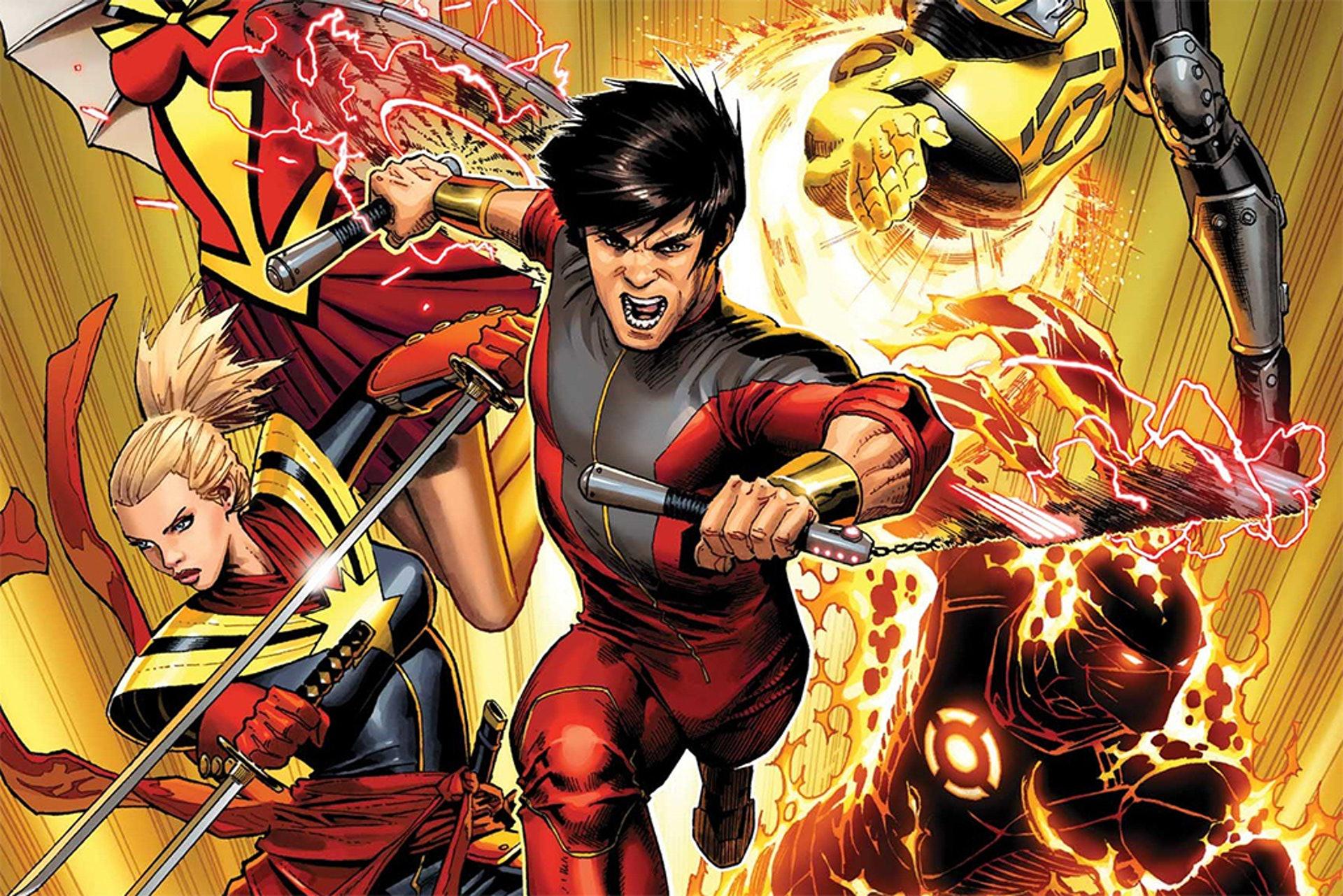 《上氣》將於2021年2月初上映。(Marvel Comics)
