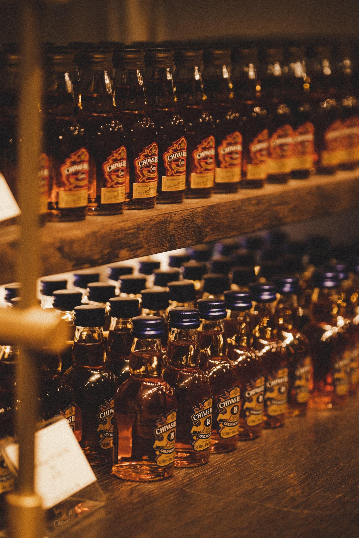 大品牌的威士忌通常是調和型而非用上單一麥芽,才可保證產量。