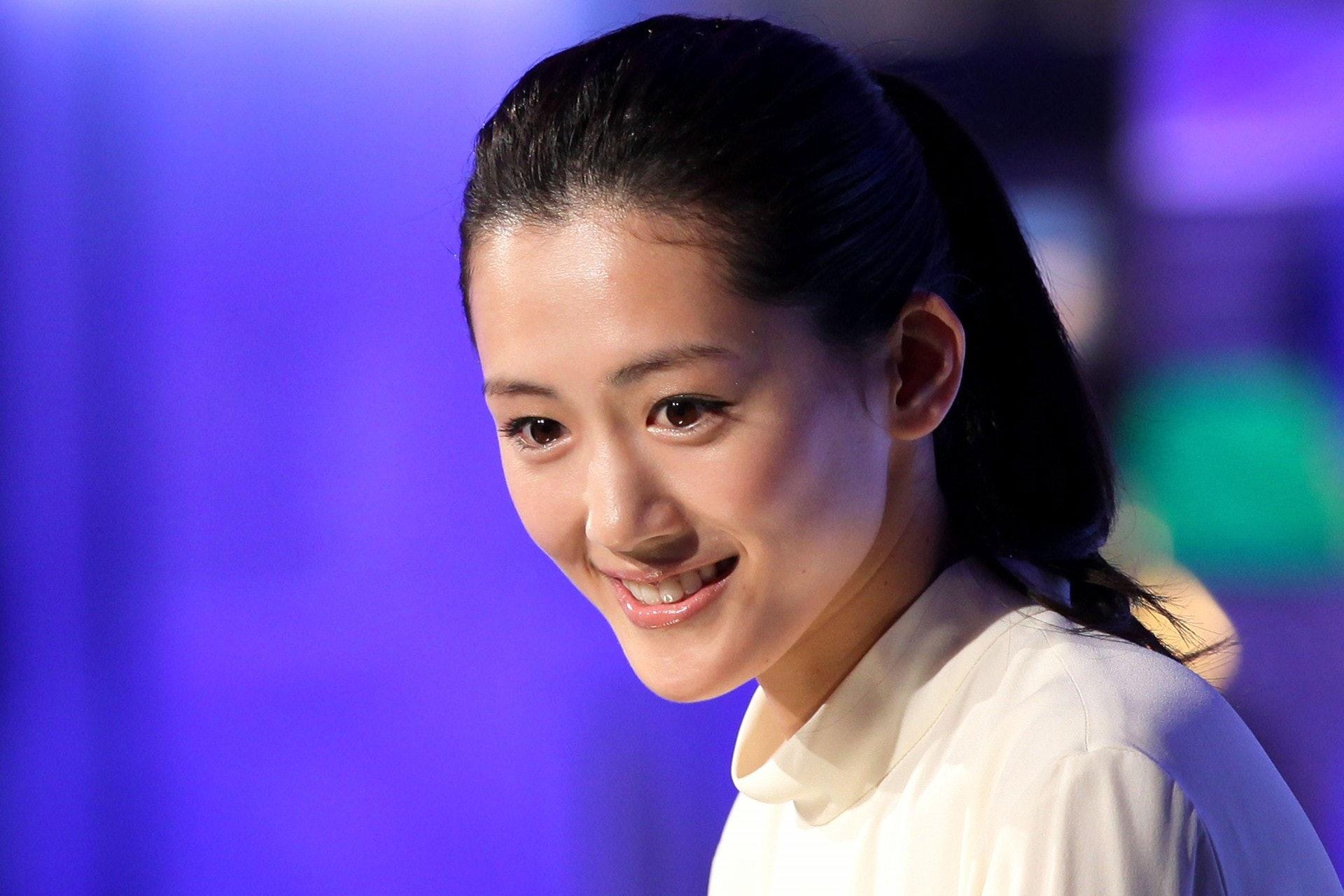 現年34歲的綾瀬遙仍然是單身 (GETTY)