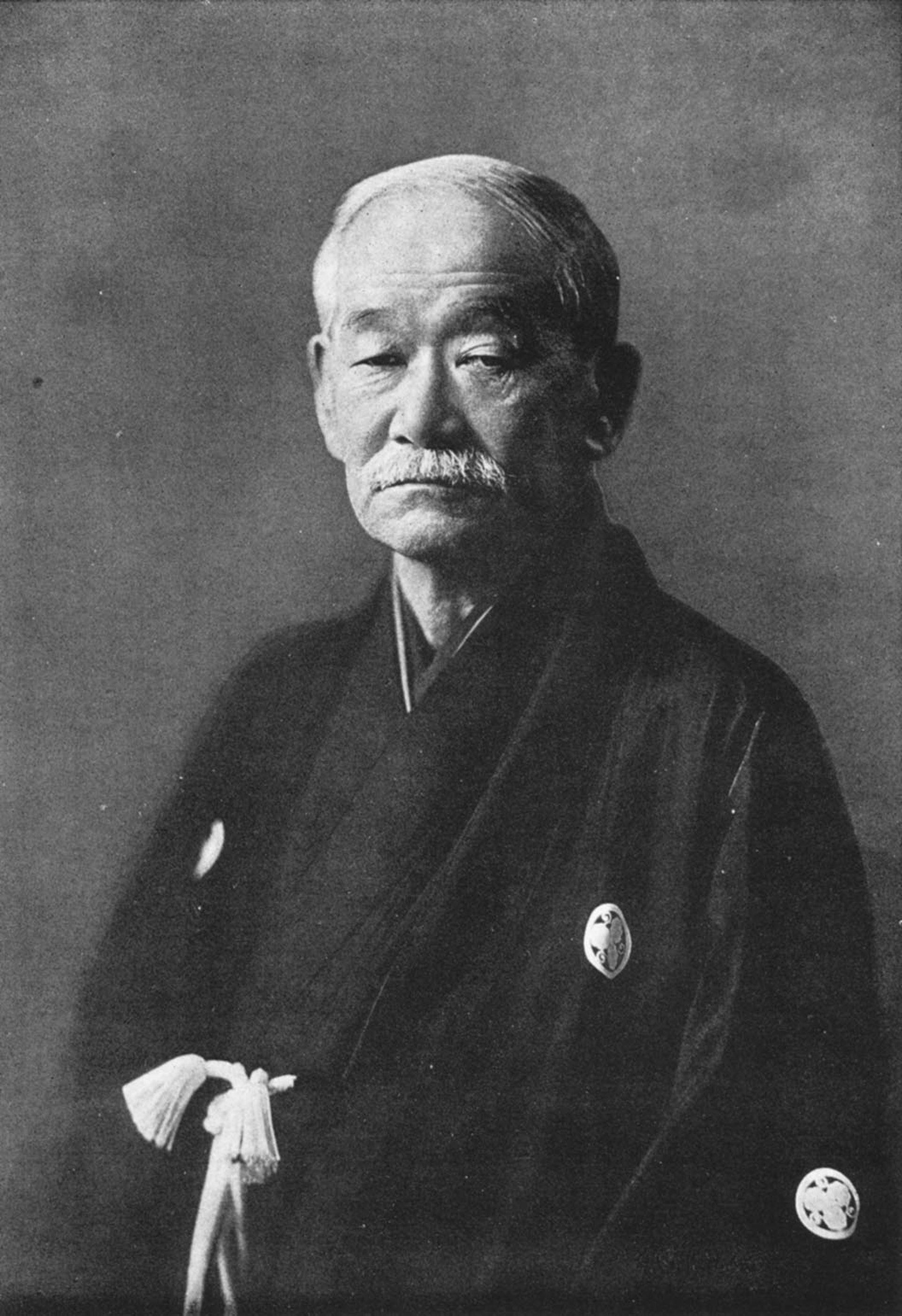 柔道的創始人——嘉納治五郎,他不僅是「柔道之父」,更是一名教育家,致力推廣教育及運動,更被譽為「日本之體育之父」。(網上圖片)