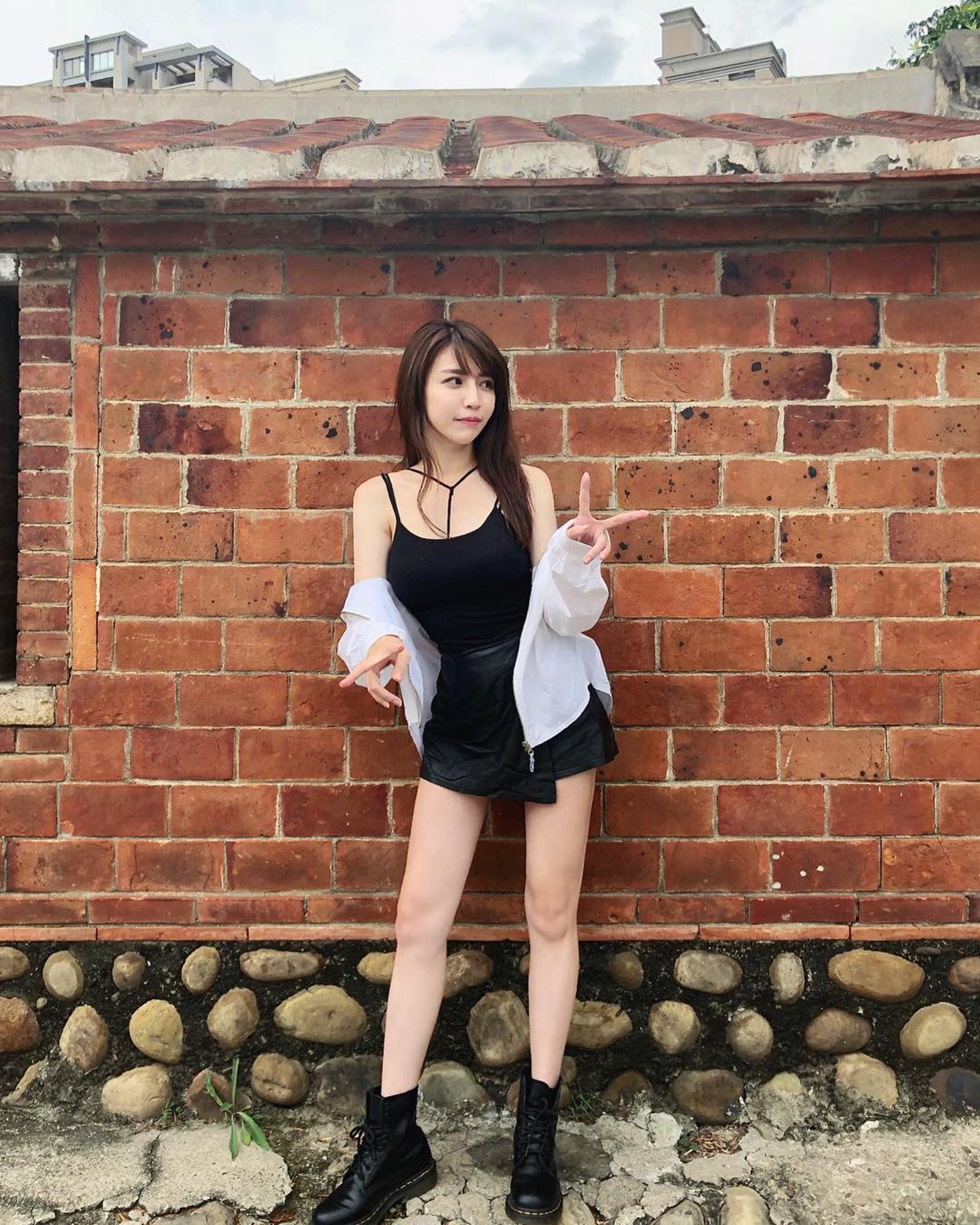 鄰家女孩。(yuan_1214 IG圖片)