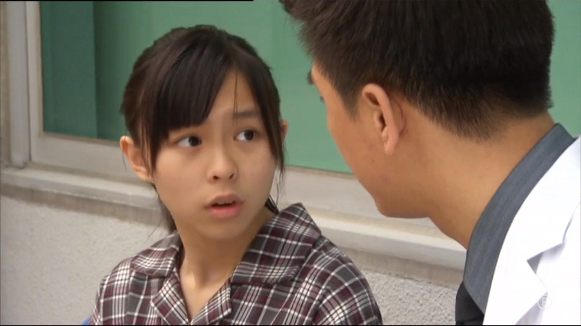 Elkie在劇中飾演吳啟華女兒「Yannis」。(《On Call 36小時II》截圖)